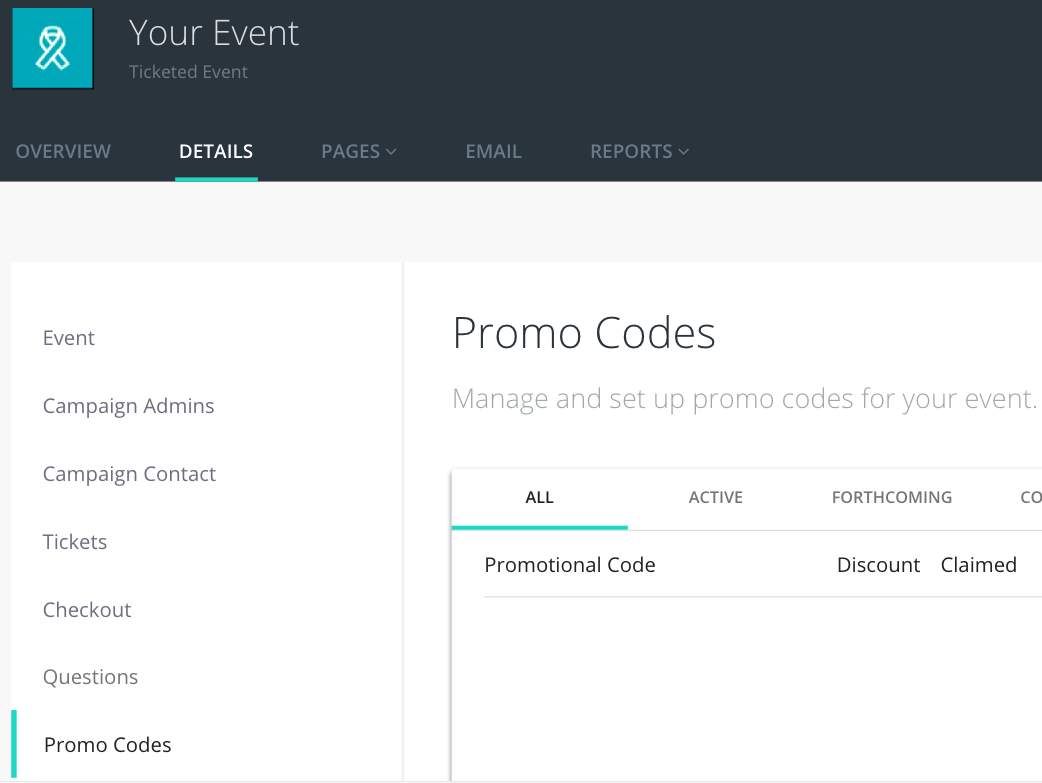 How to Create a Promo Code
